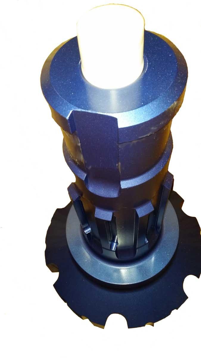 Broca de perforación DTH SD18, N180 Shank